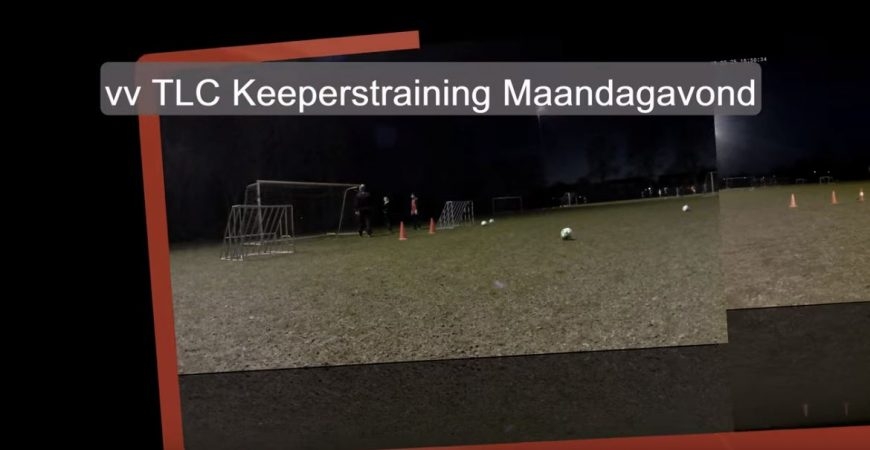 Keeperstraining TLC 11-3-2019